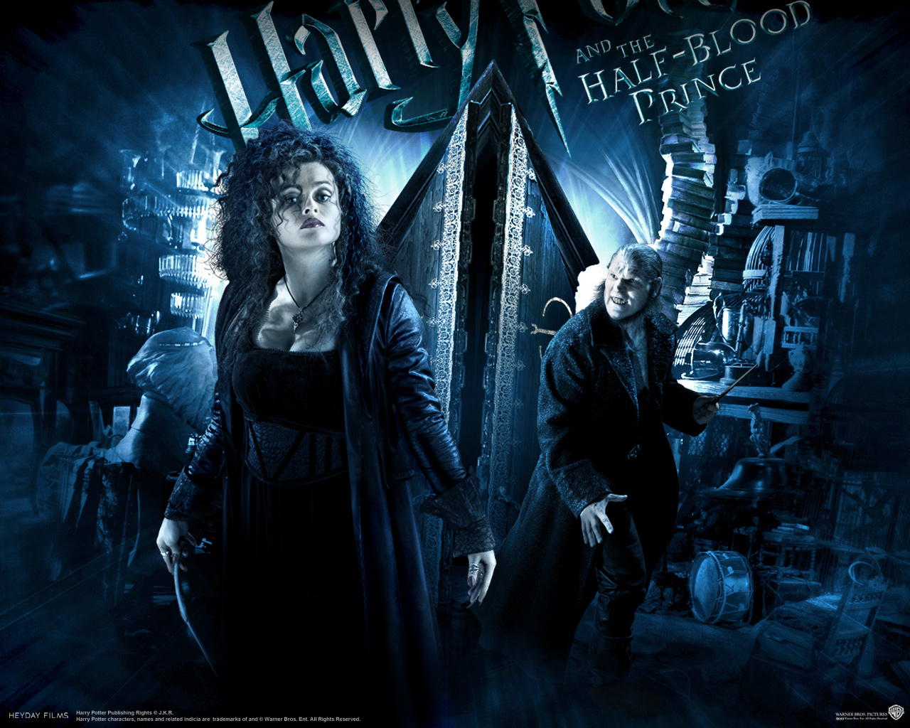 Desktop Wallpapers Harry Potter Harry Potter and the Half-Blood Prince film Movies