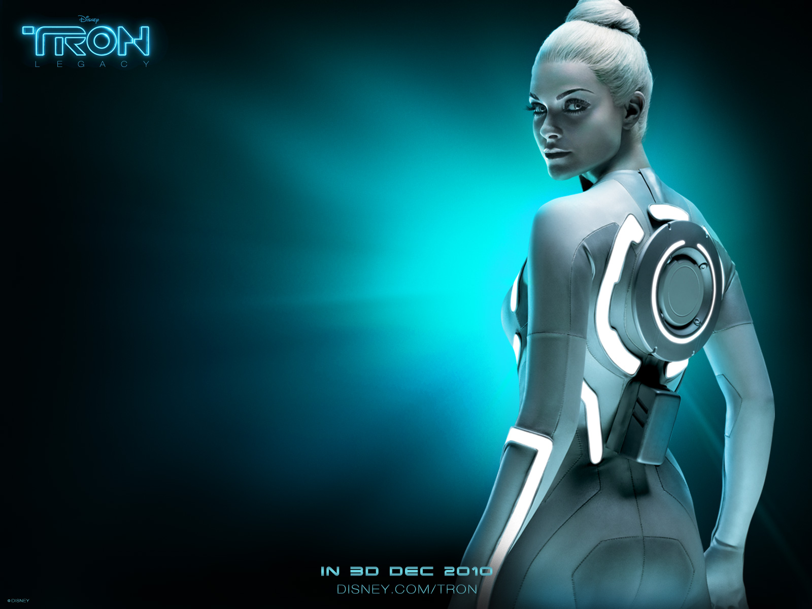 Wallpaper Tron Legacy Movies