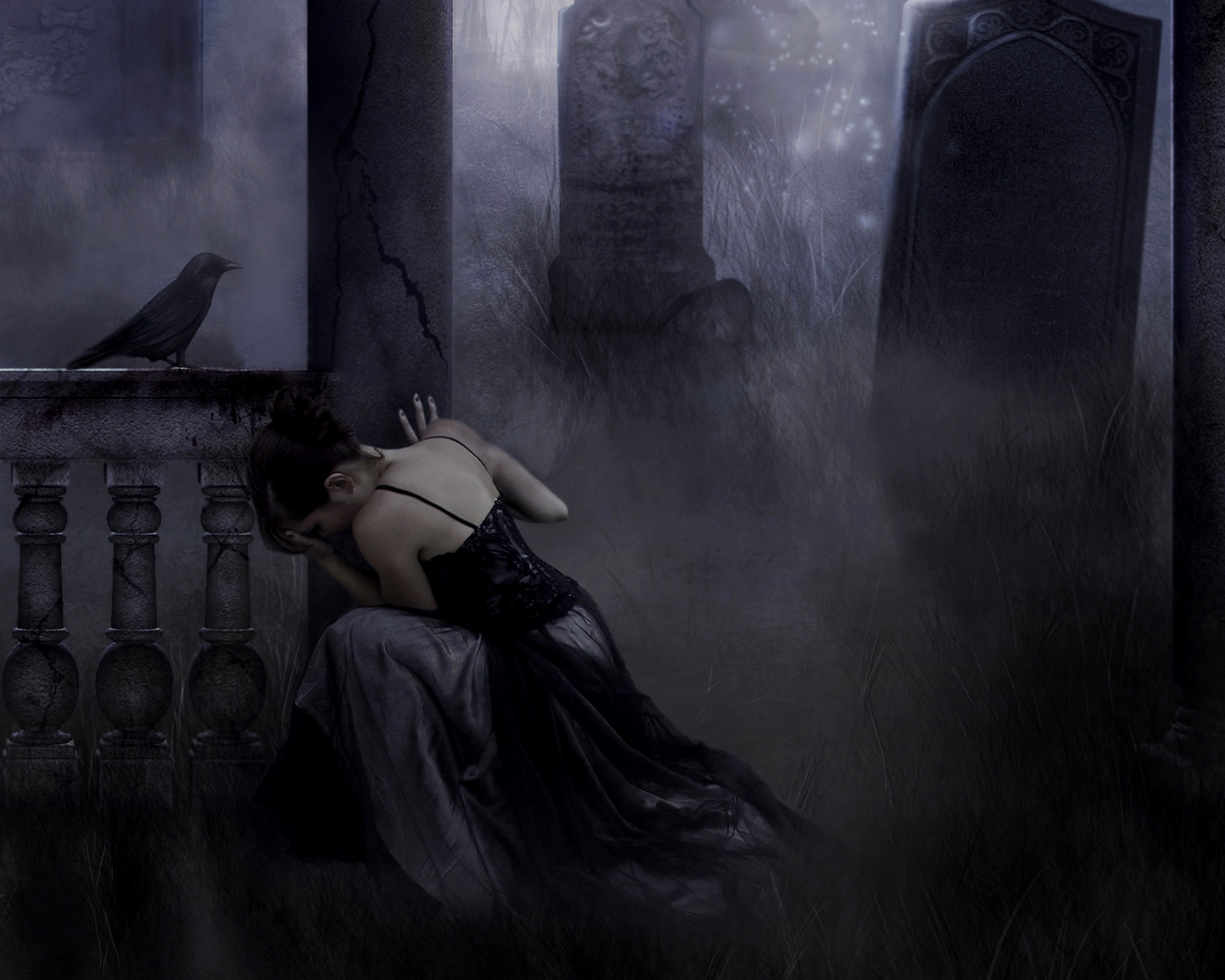 Images Gothic Fantasy Girls