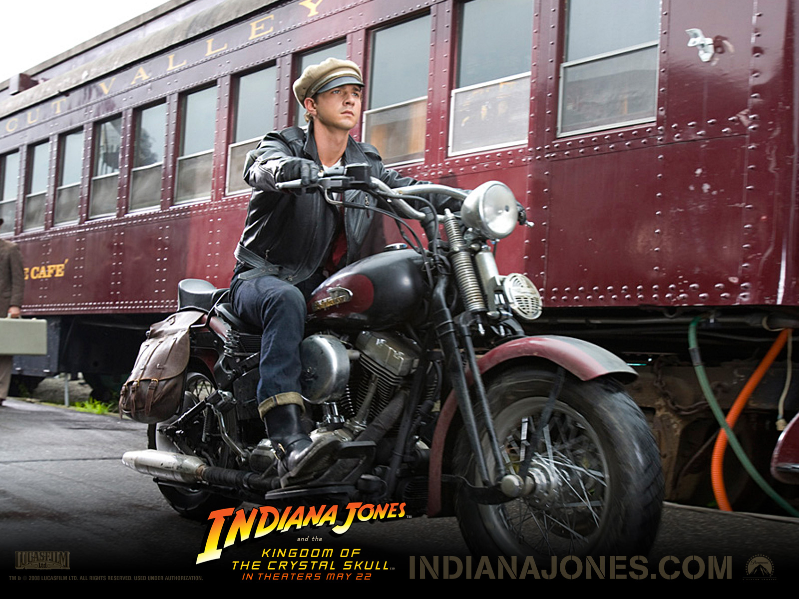 Images Indiana Jones Indiana Jones and the Kingdom of the Crystal Skull film Movies