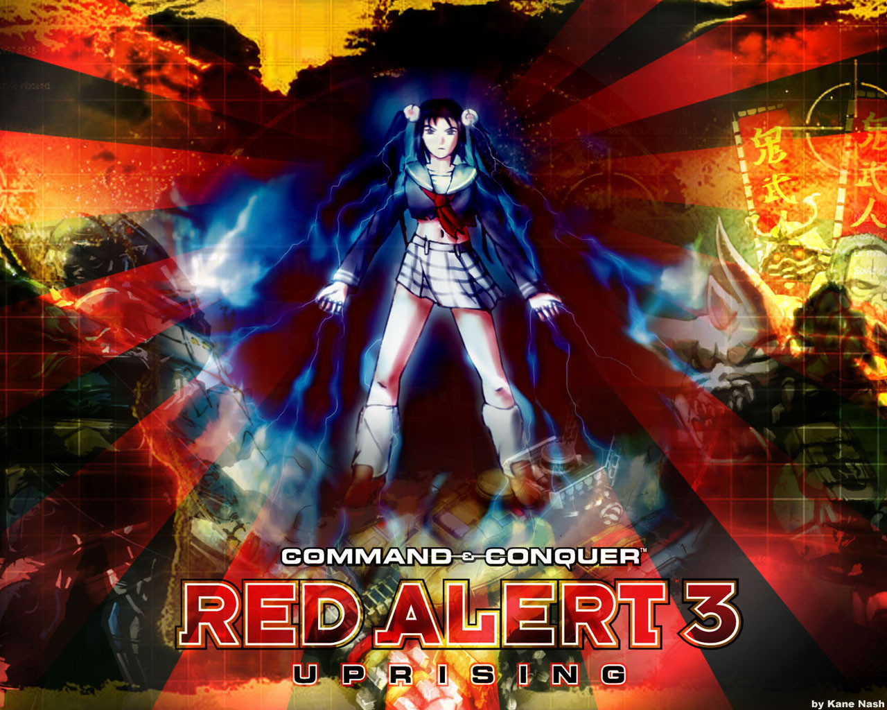 command and conquer red alert 3 free download full version