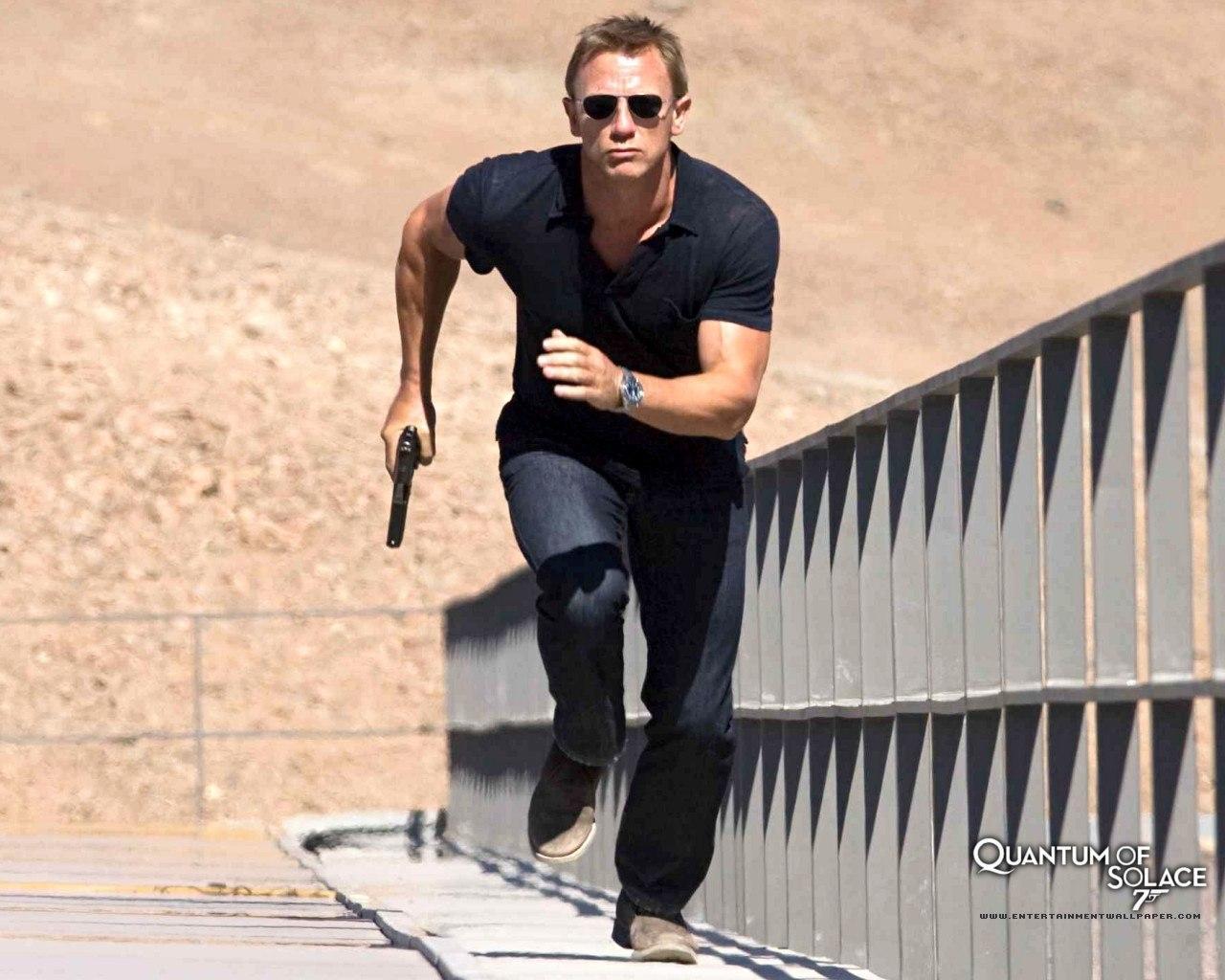 Picture James Bond Quantum Of Solace Movies