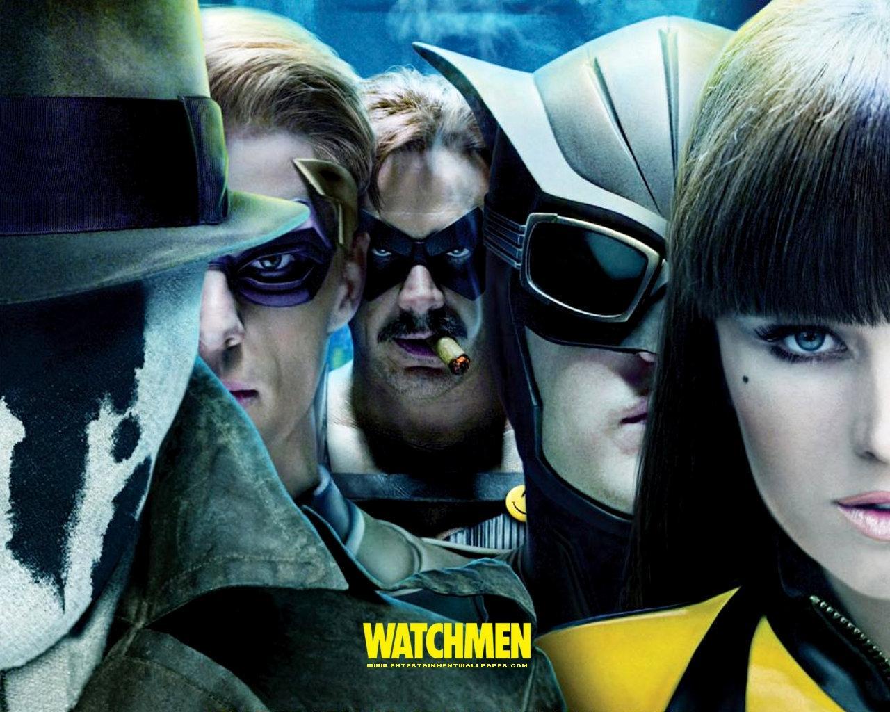 Images Watchmen Movies film