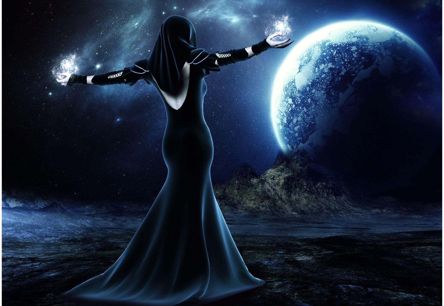 Image sorcery Gothic Fantasy Girls Fantasy