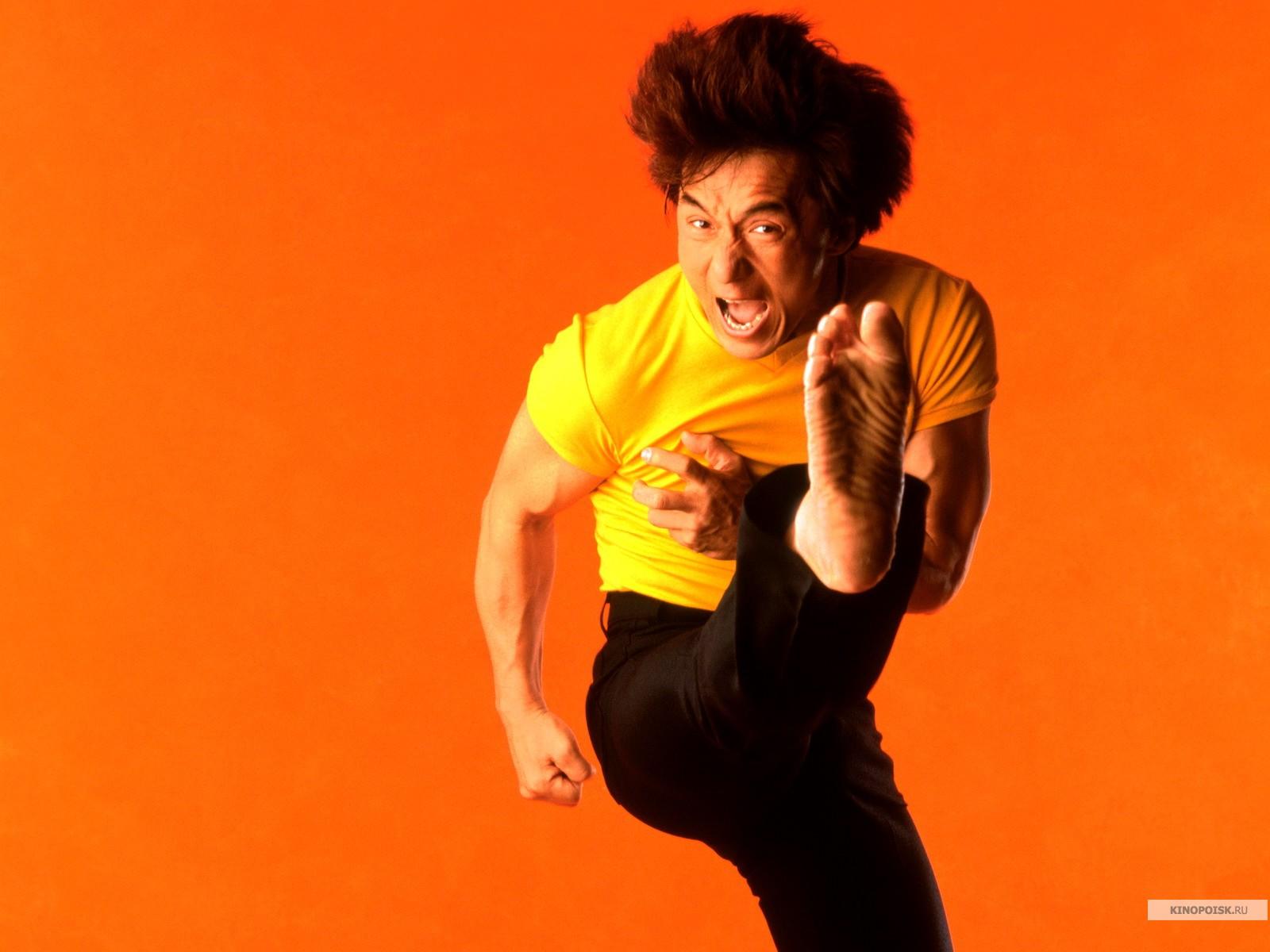 Photo Jackie Chan Celebrities 1600x1200