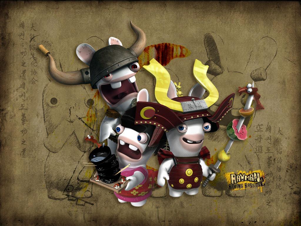 Fondos De Pantalla Rayman Juegos Descargar Imagenes