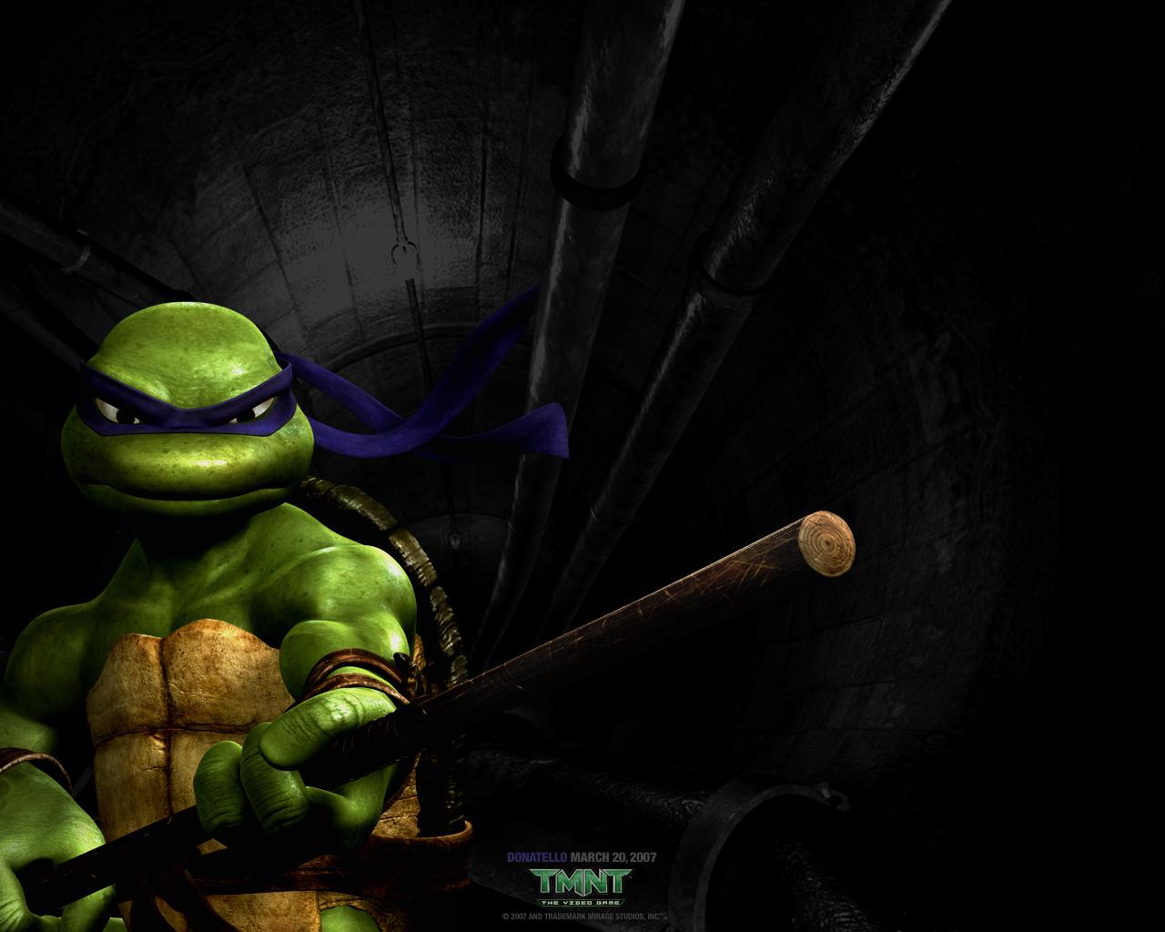 Desktop Wallpapers Teenage Mutant Ninja Turtles Cartoons