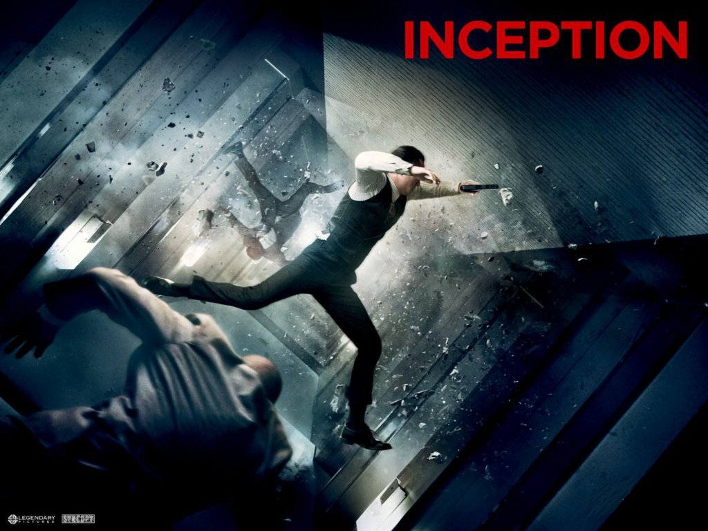 HD Inception Movie Wallpapers Desktop