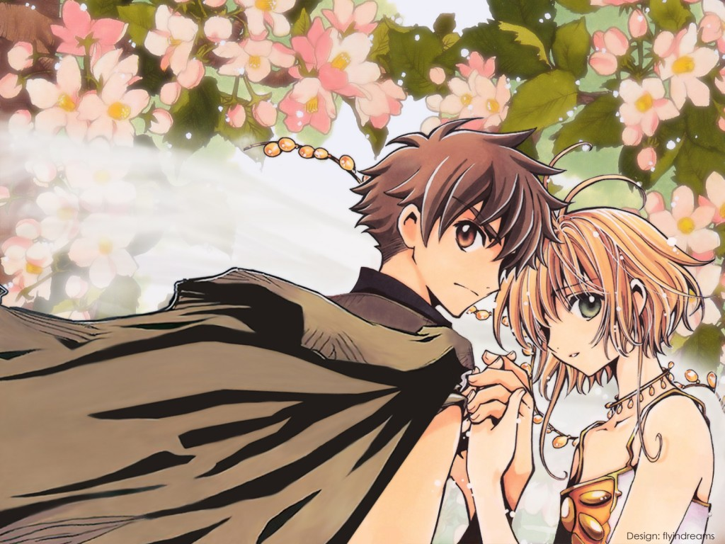 Picture Tsubasa Chronicle Anime
