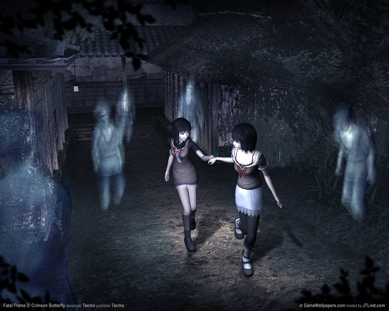 Picture Fatal Frame Ghost Games