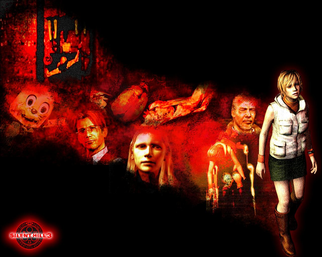Photo Silent Hill Games