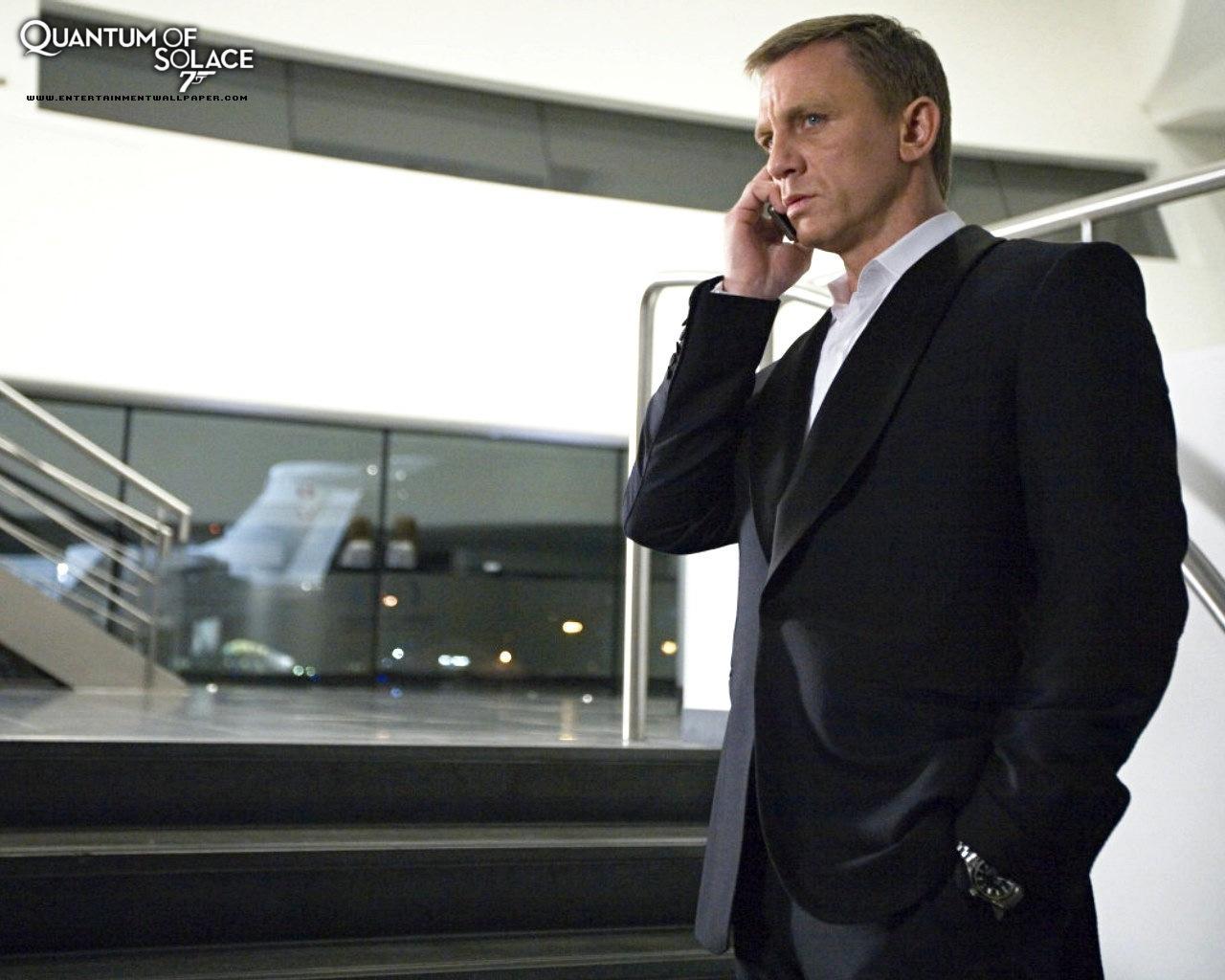 Image James Bond Quantum of Solace film Movies