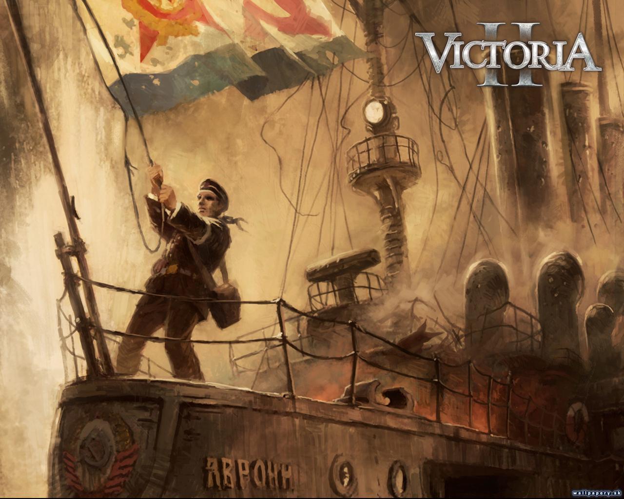 Image Victoria II vdeo game