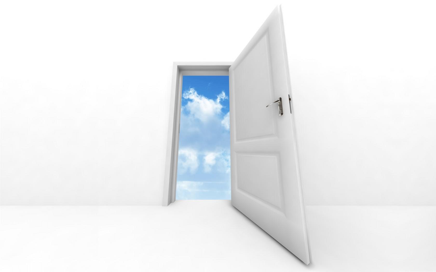 壁紙 扉 開いたドア 3dグラフィックス ダウンロード 写真