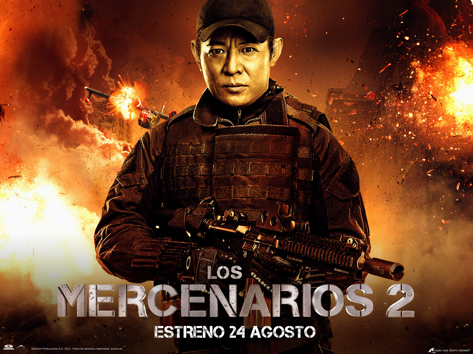 Pictures The Expendables 2010 Movies film
