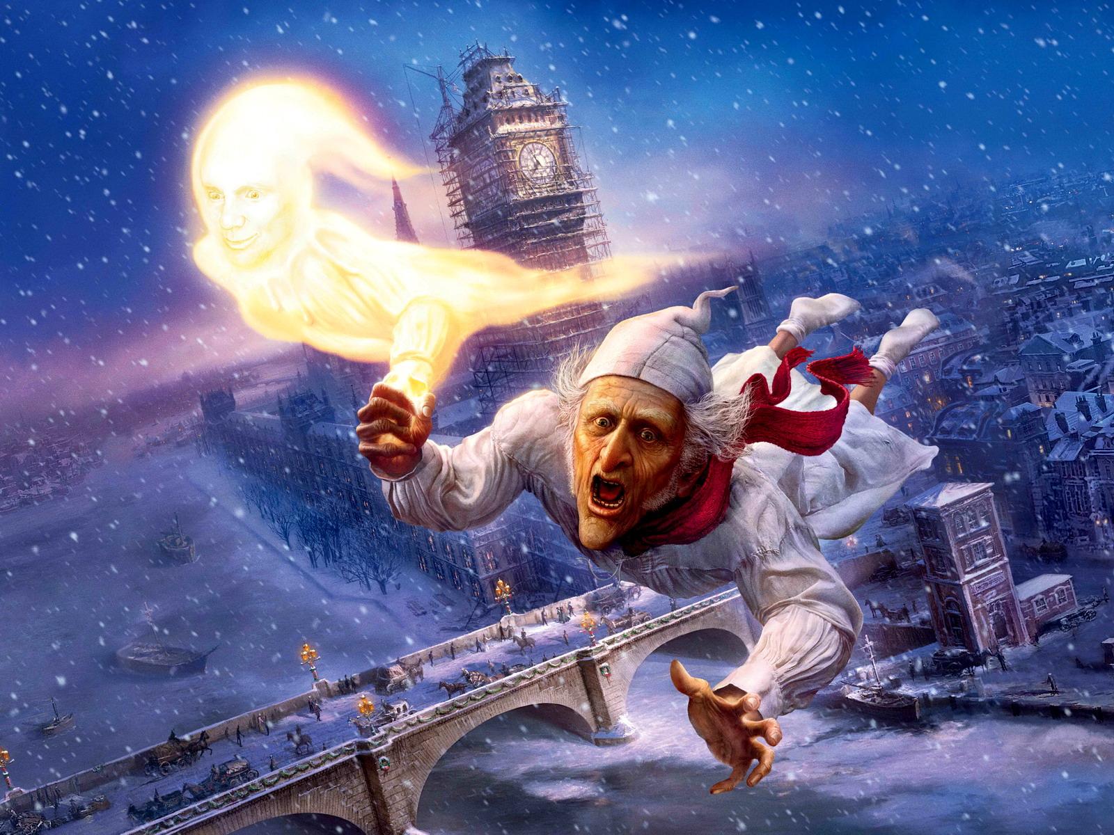 Bilder Disneys Eine Weihnachtsgeschichte Film