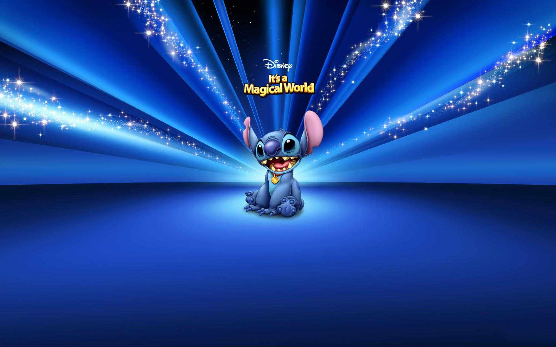 Desktop Wallpapers Disney Lilo Stitch Cartoons