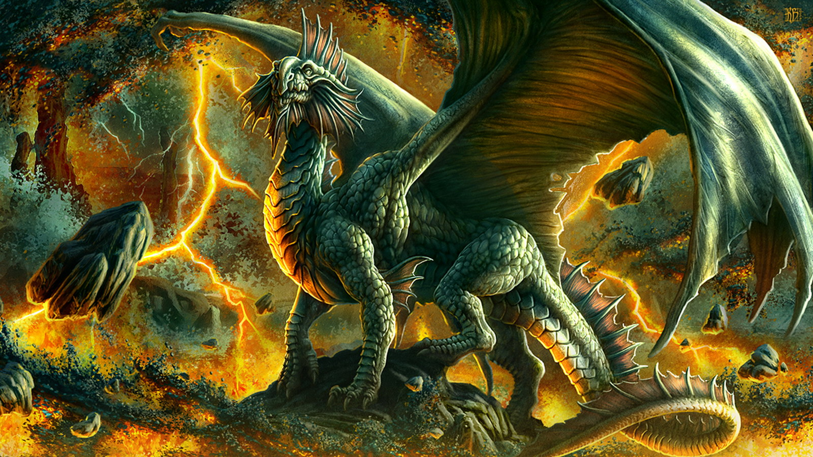 Images Dragons Kerem Beyit Fantasy dragon