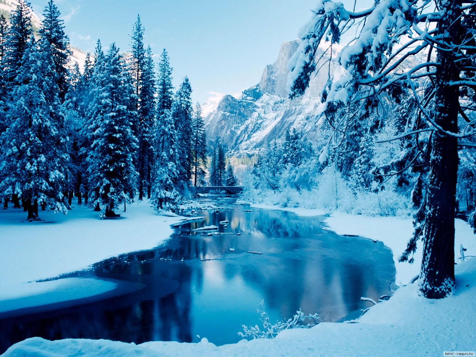 Картинки времен года зима
