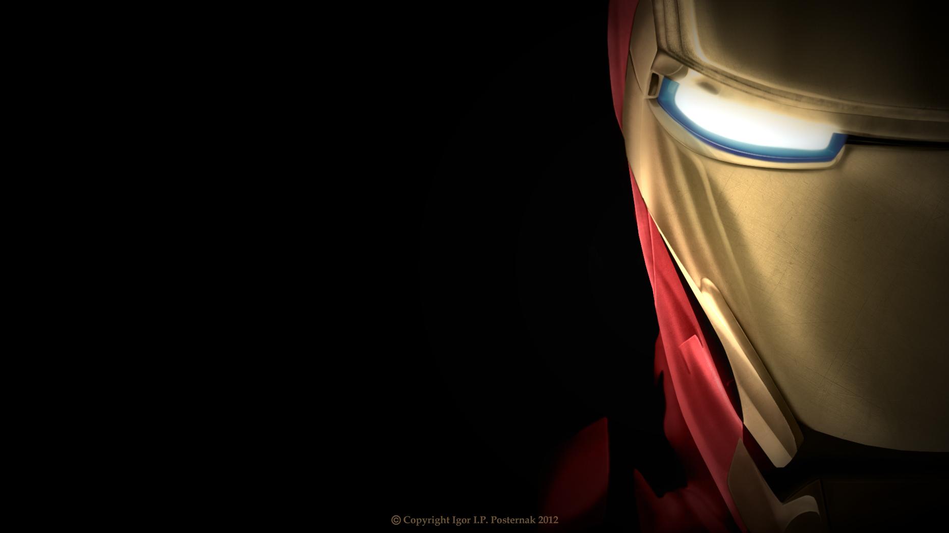Wallpaper Iron Man Movies 1863x1046