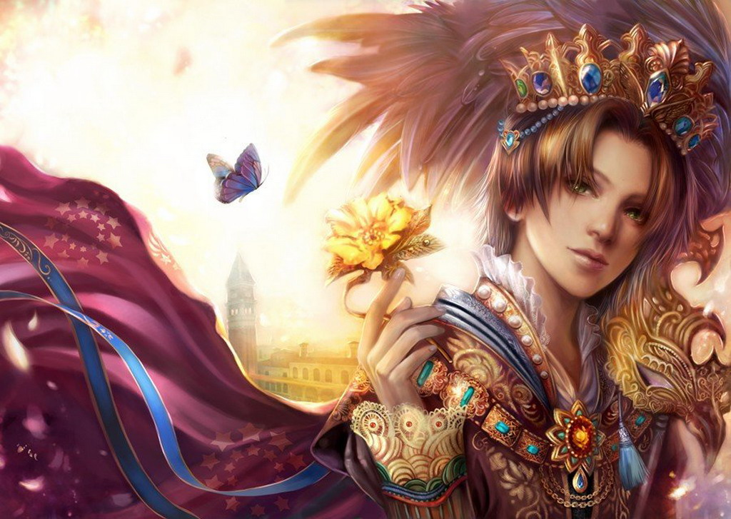 Desktop Wallpapers Jiuge Fantasy