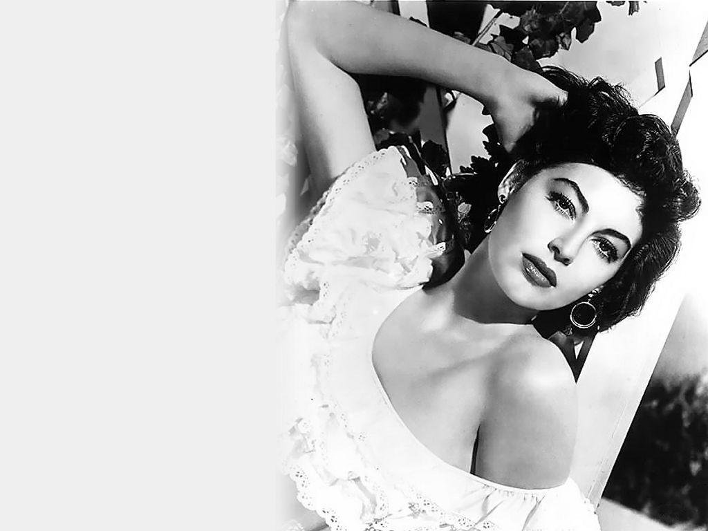 Fondos De Pantalla Ava Gardner Celebridad Descargar Imagenes