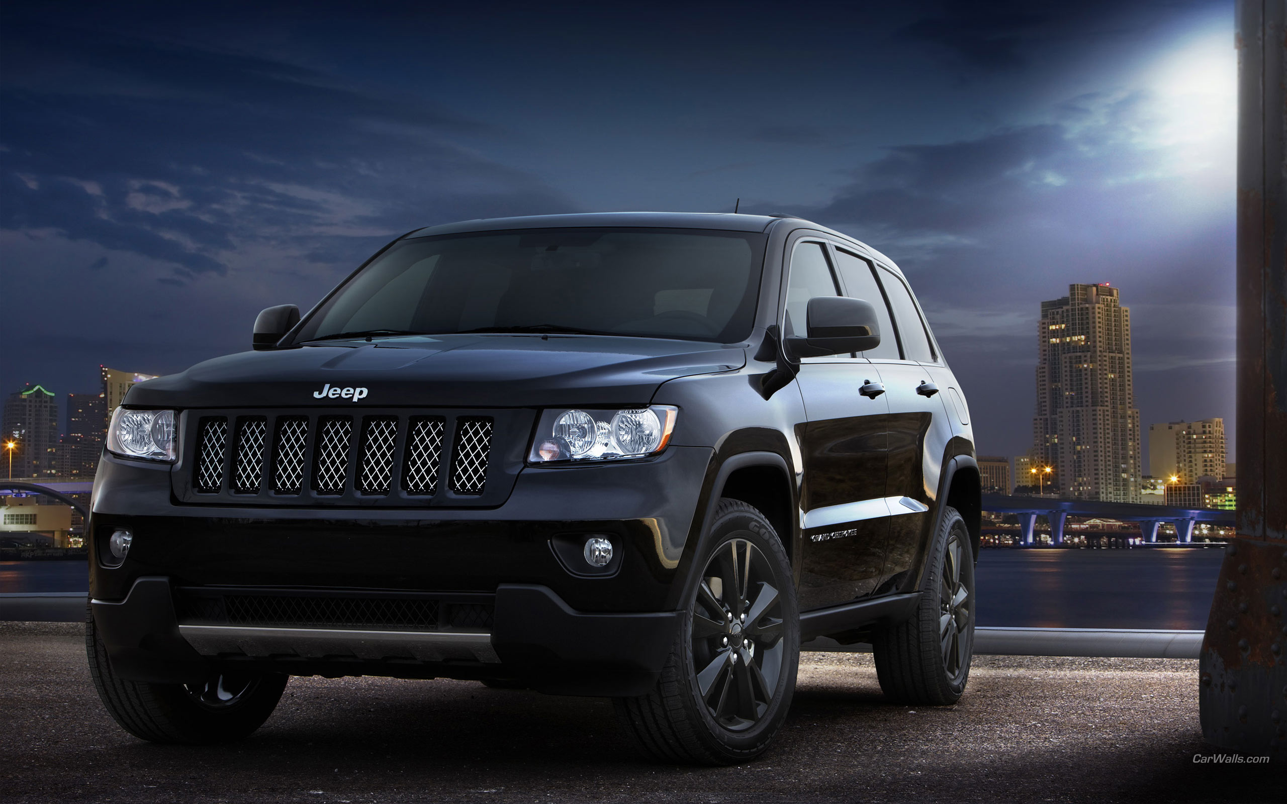 Pictures Jeep Cherokee Cars 2560x1600 Auto Automobile