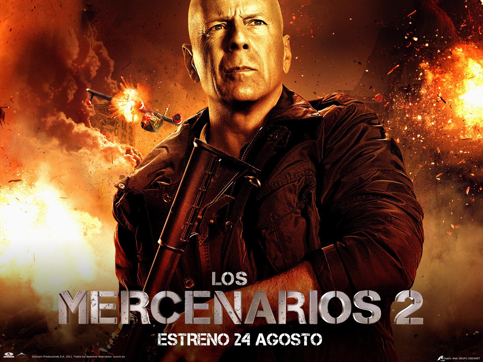 Bilder The Expendables 2010 Bruce Willis Film Bruce Willis