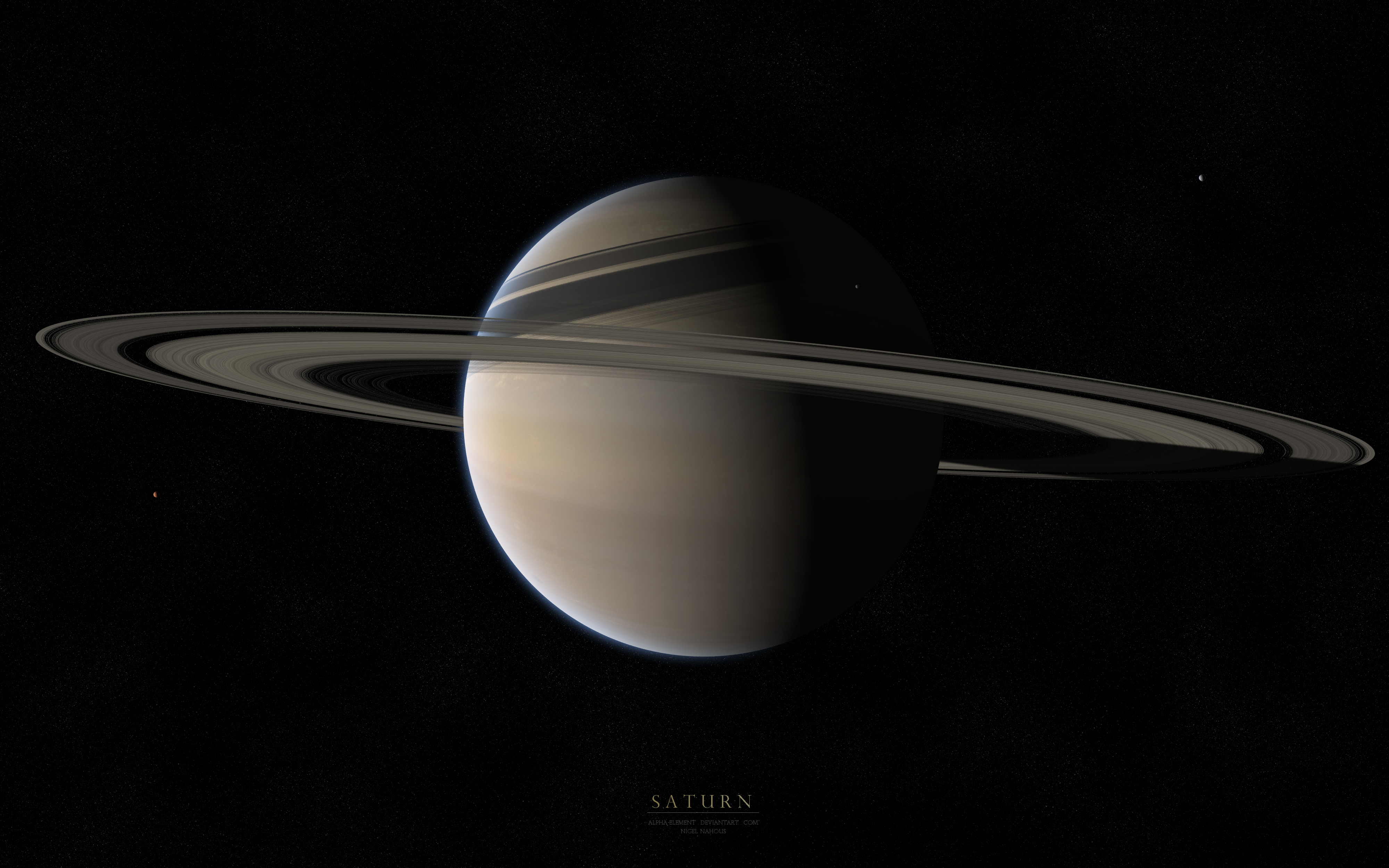 planet saturn pictures - HD 2560×1440