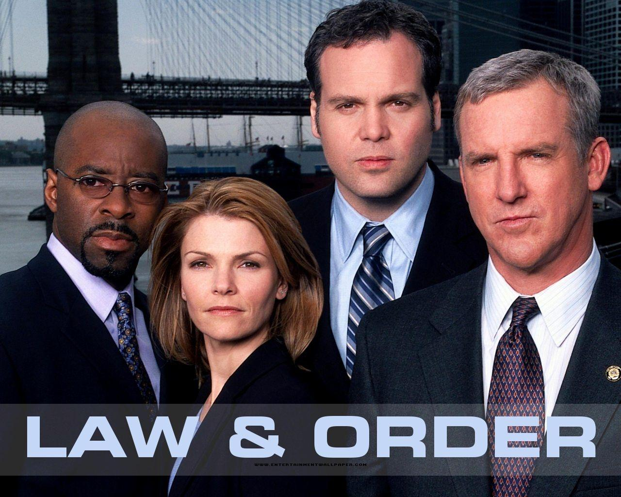 Desktop Wallpapers Law Order Film