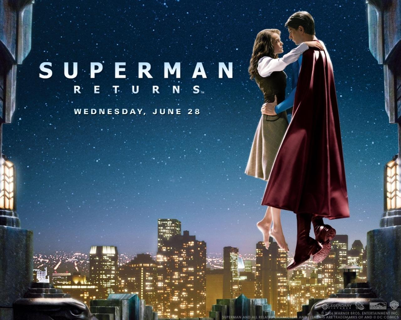 Fondos De Pantalla Superman Returns Película Descargar Imagenes