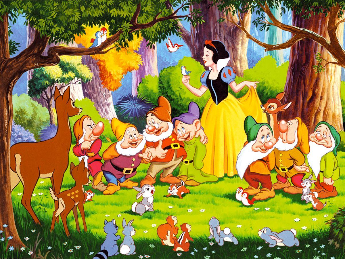 迪斯尼,白雪公主,,动画片壁纸,电影,下载草民电影院午夜照片图片