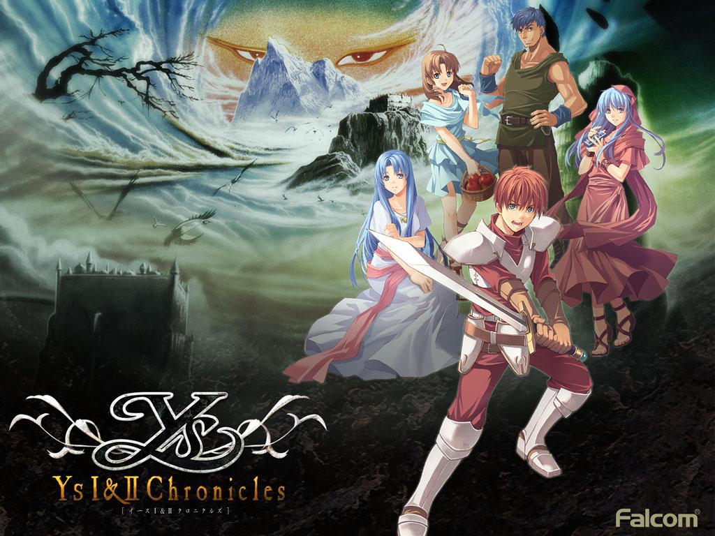 壁紙 イースシリーズ Ys Ii Eternal ゲーム ダウンロード 写真