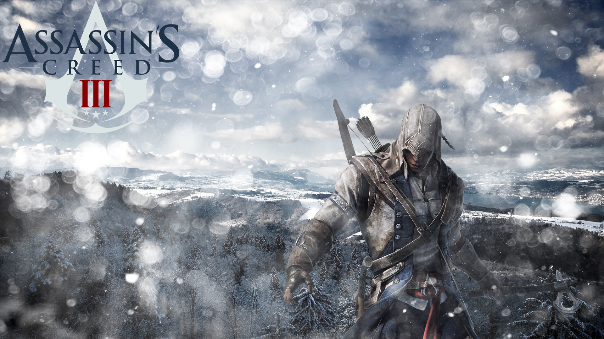 Photos Assassin S Creed Assassin S Creed 3 Games 1920x1080