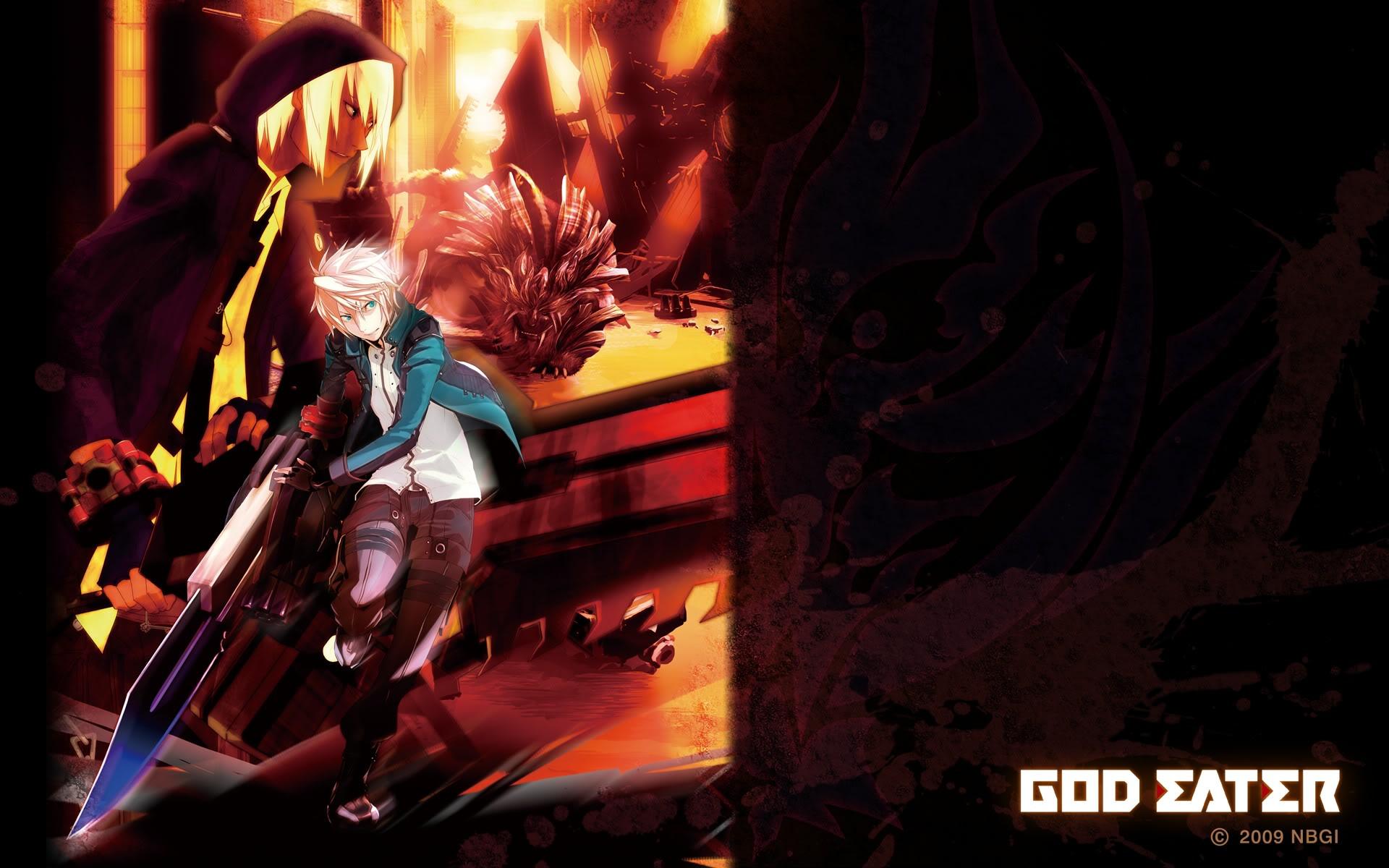 壁紙 ゴッドイーター ゲーム ダウンロード 写真