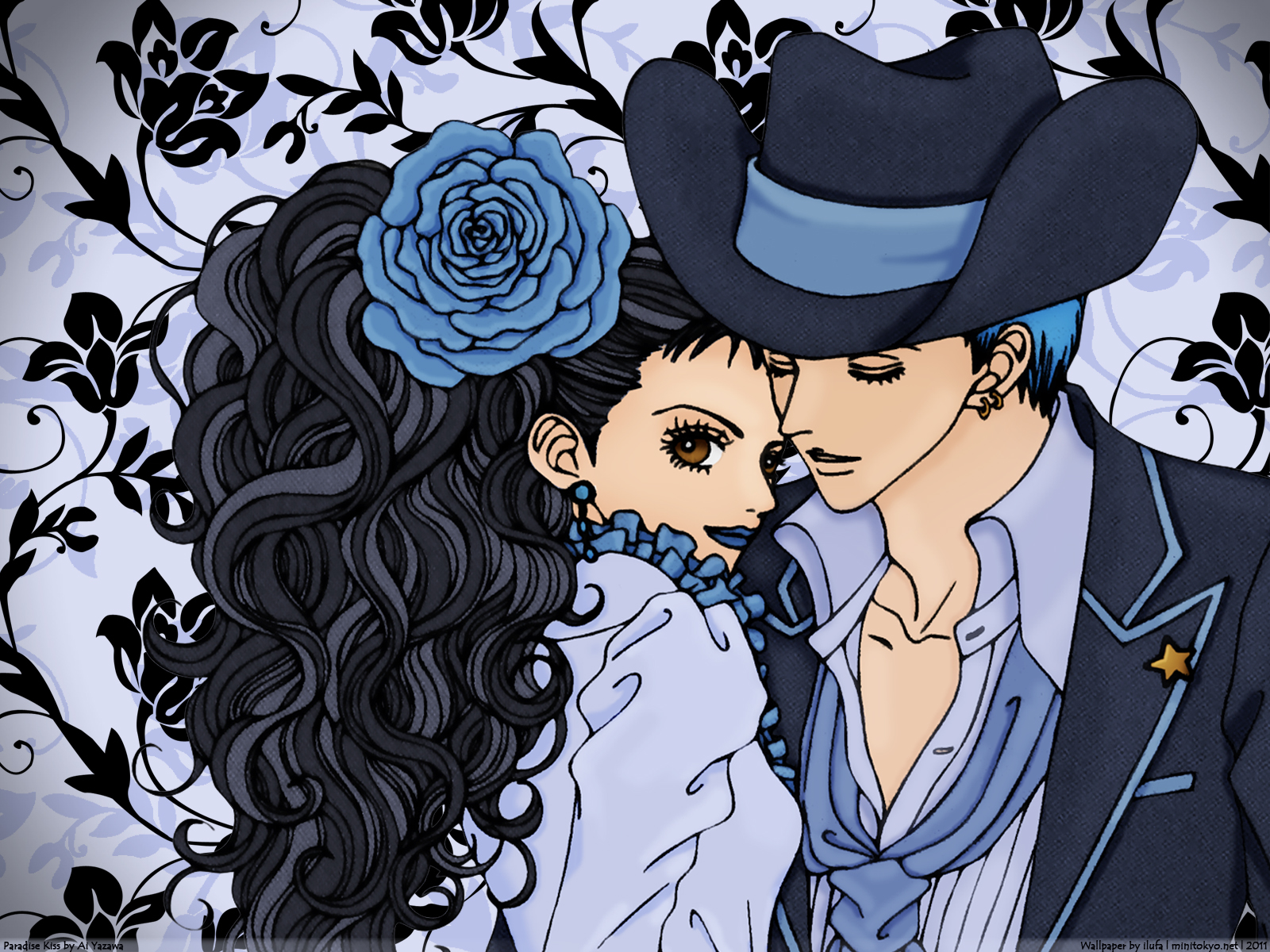 Wallpaper Paradise Kiss Anime
