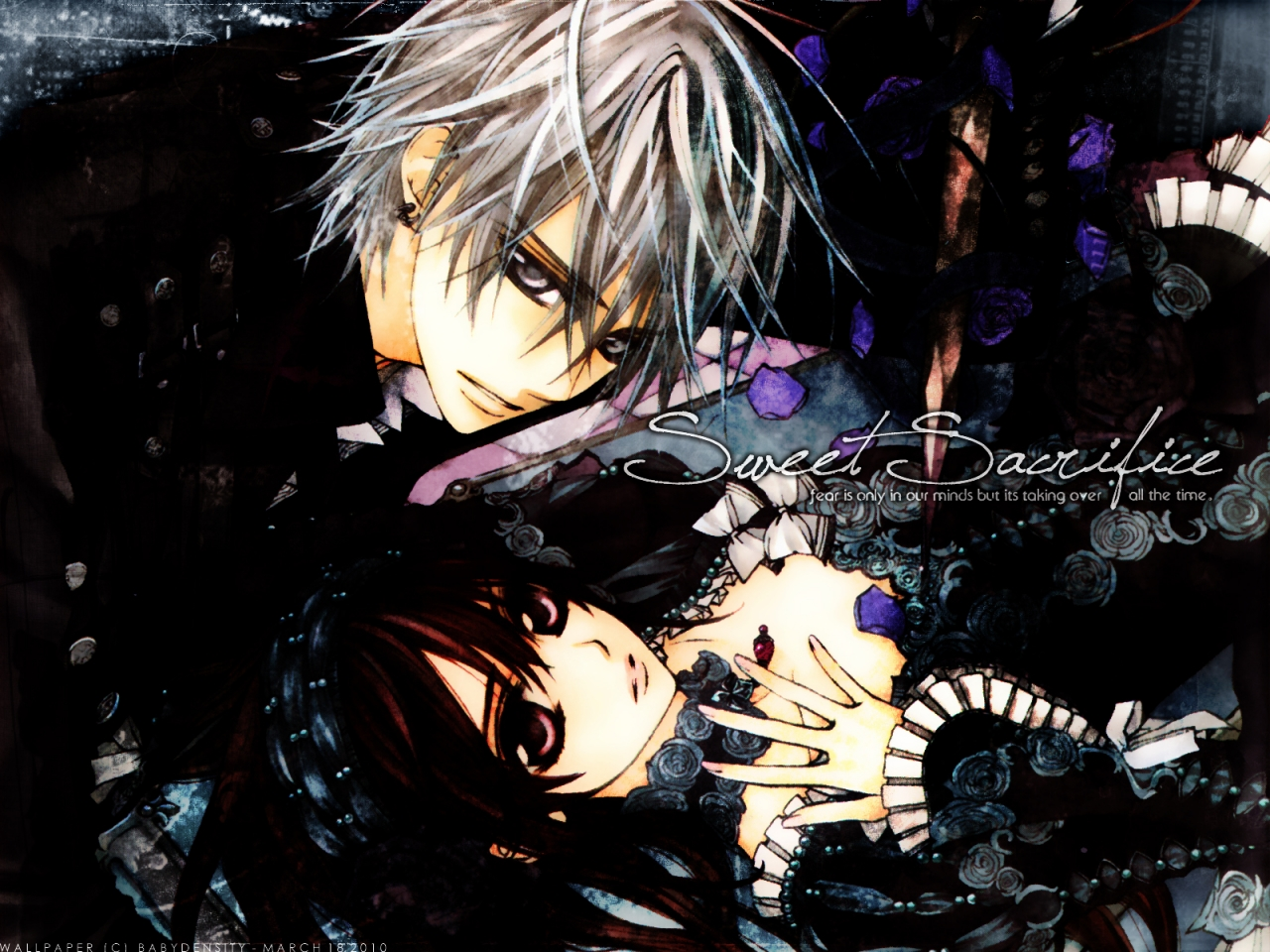 picture vampire knight anime