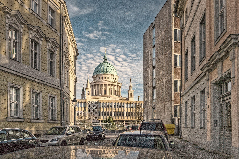 город потсдам германия фото