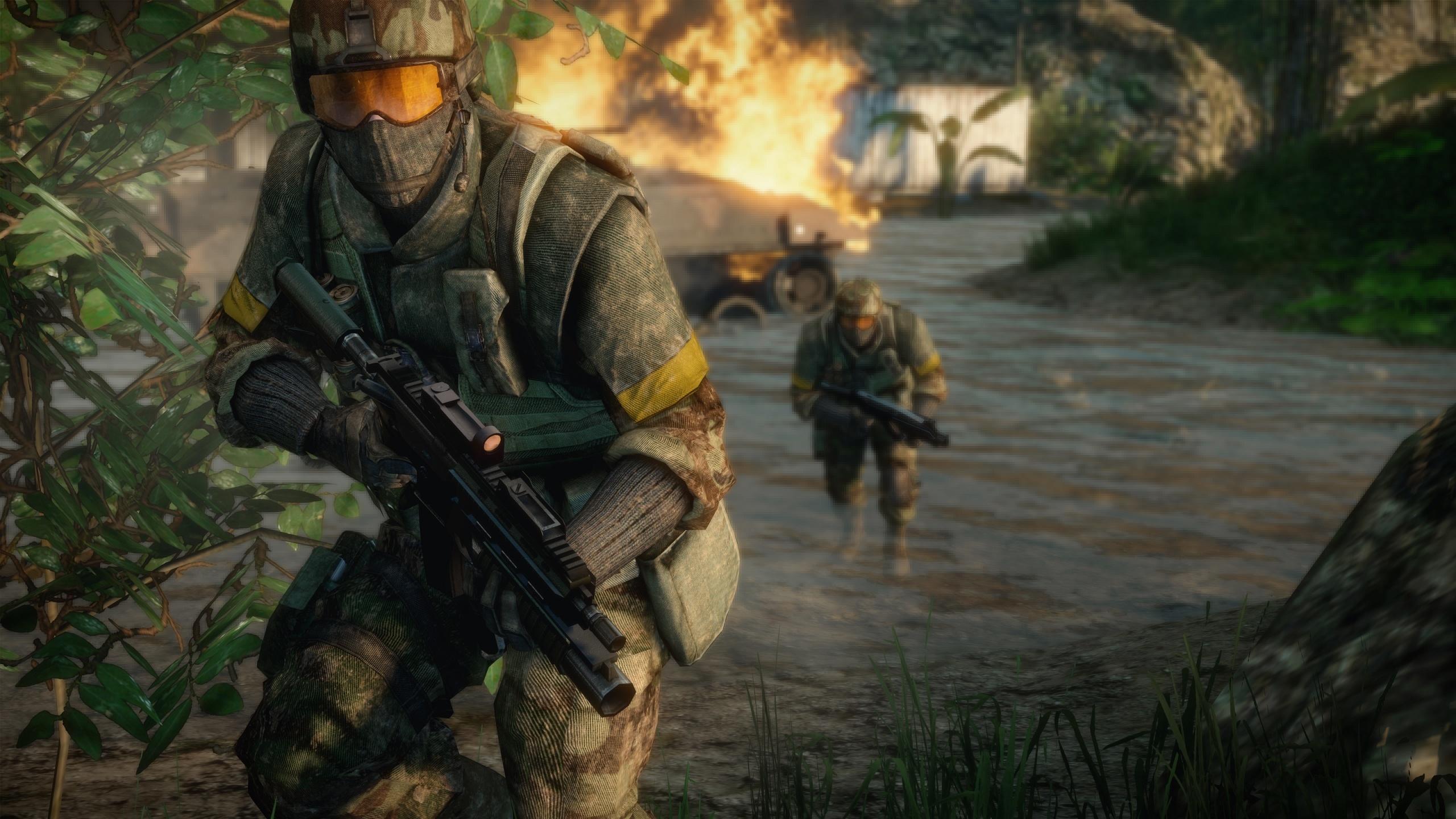 wallpapers battlefield battlefield 2 games 2560x1440