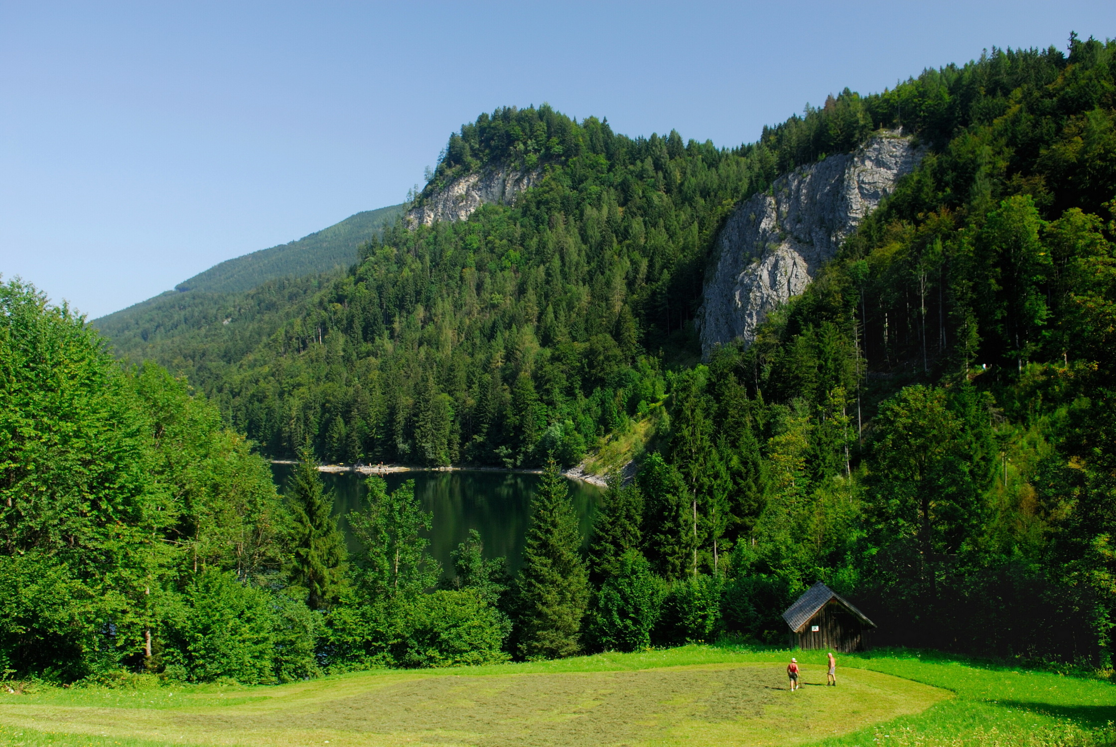 Картинки природы австрий на рабочий стол