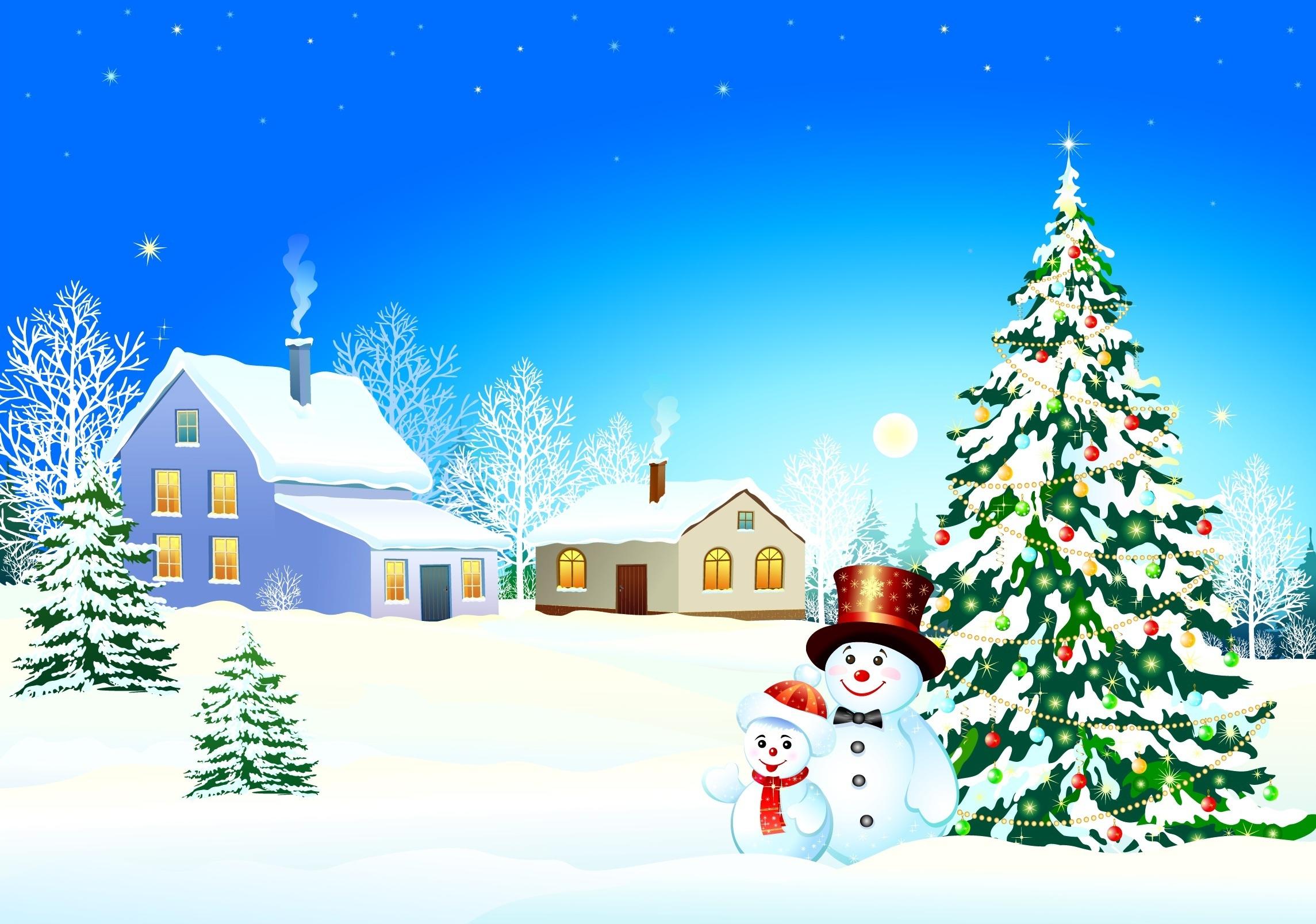 Fondos de pantalla d a festivos a o nuevo gr fico - Nieve para arbol de navidad ...