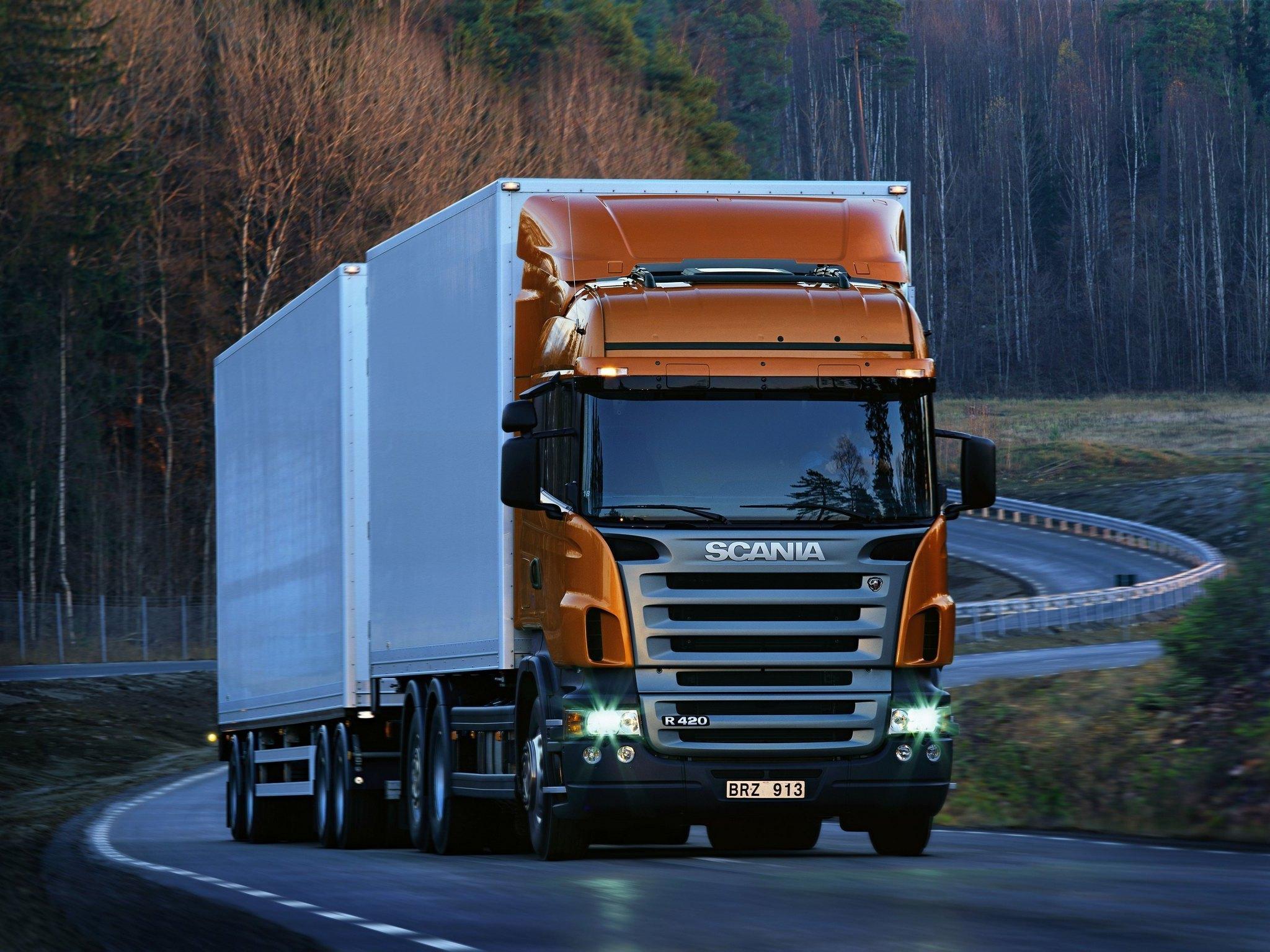 Wallpaper Scania Trucks Cars 2048x1536 Lorry Auto Automobile