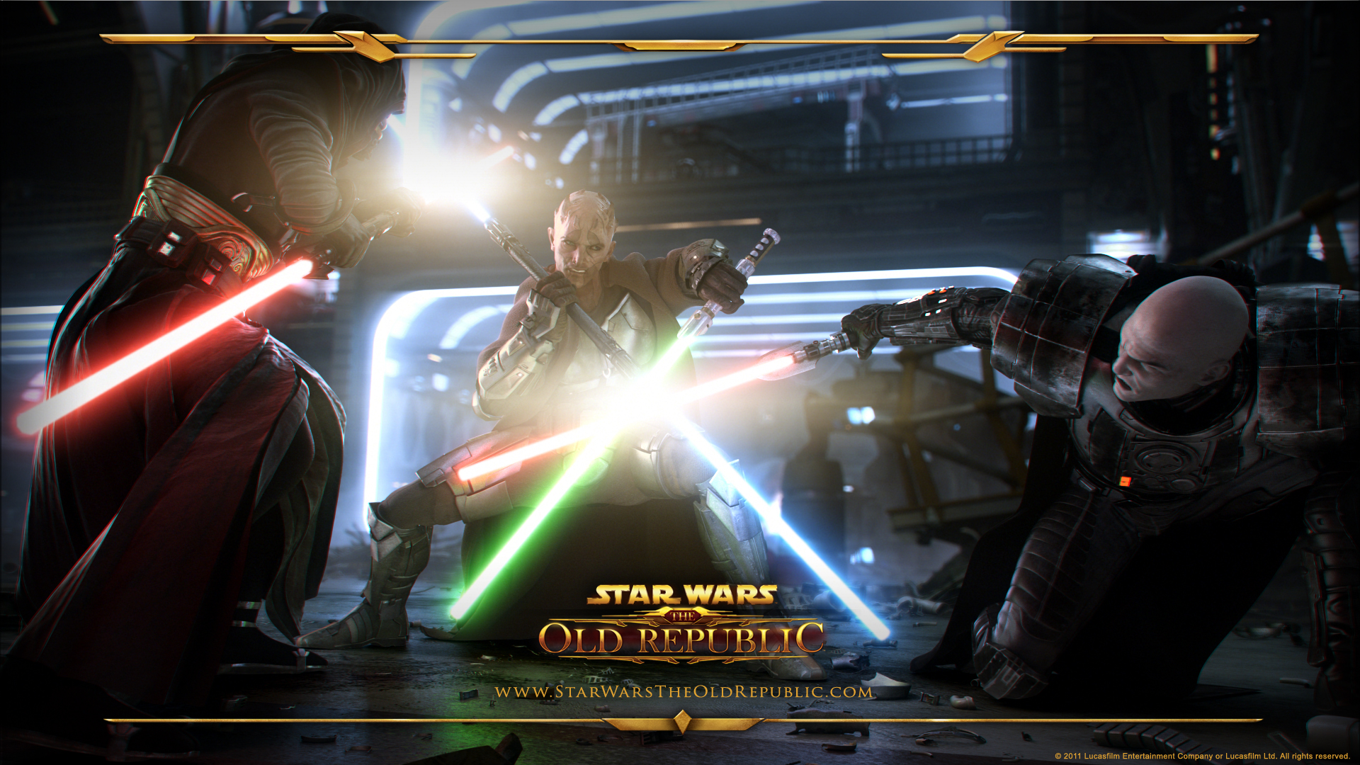 Image Star Wars Star Wars The Old Republic Games 1920x1080