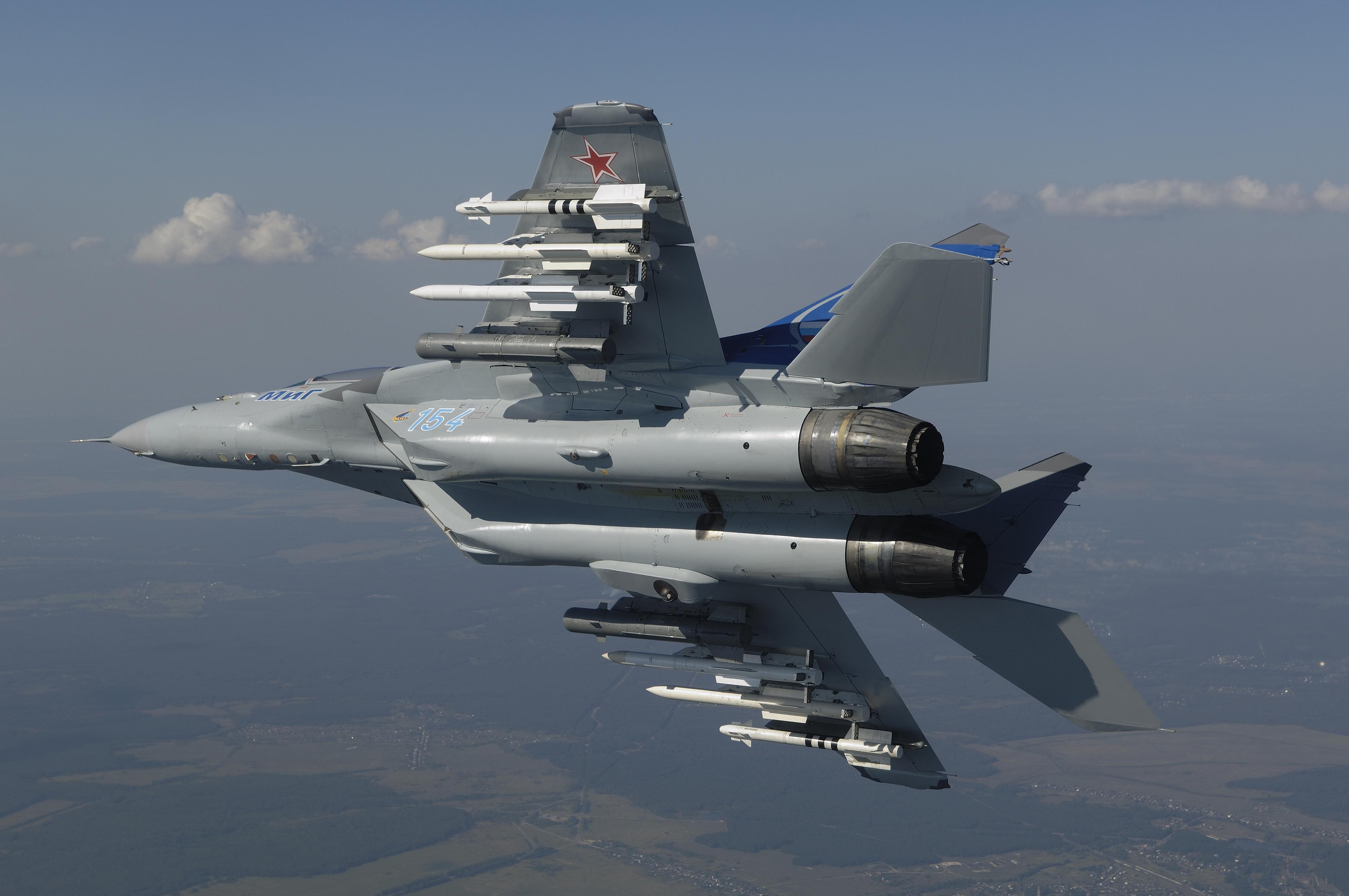 روسيا توافق على امداد مصر بعدد 46 مقاتله جيل رابع ++ من طراز ميج29  المطورة (MIG-35) - صفحة 3 308975-Sepik