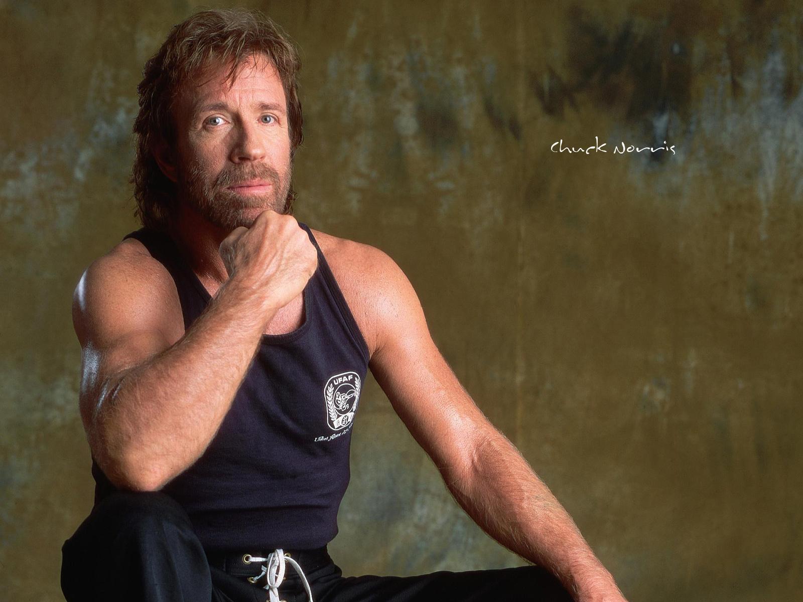 Fotos Chuck Norris Prominente