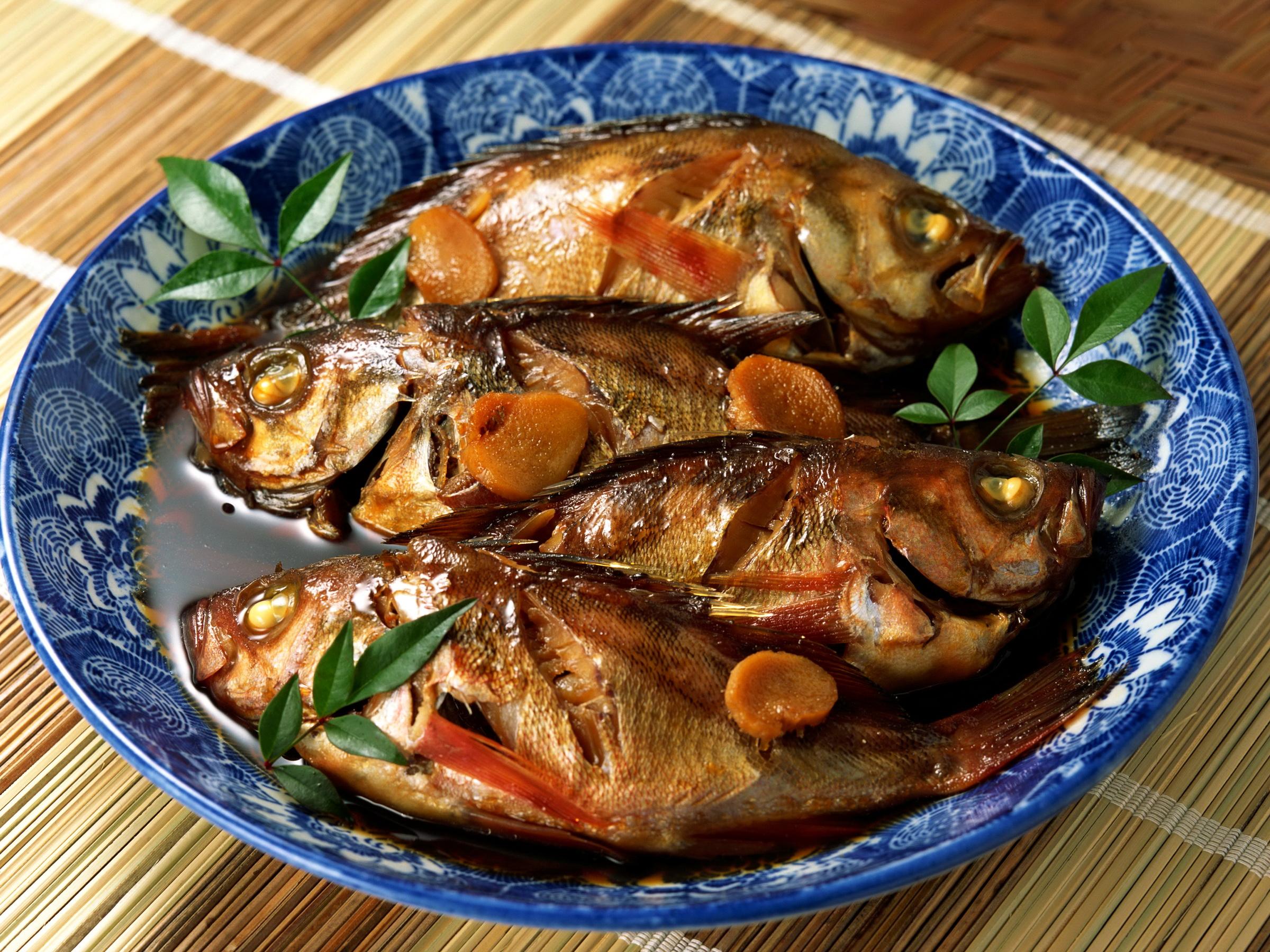 Wallpaper Fish - Food Food Seafoods 2400x1800