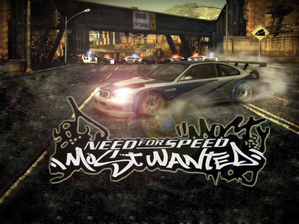 Picture Need For Speed Most Wanted Games