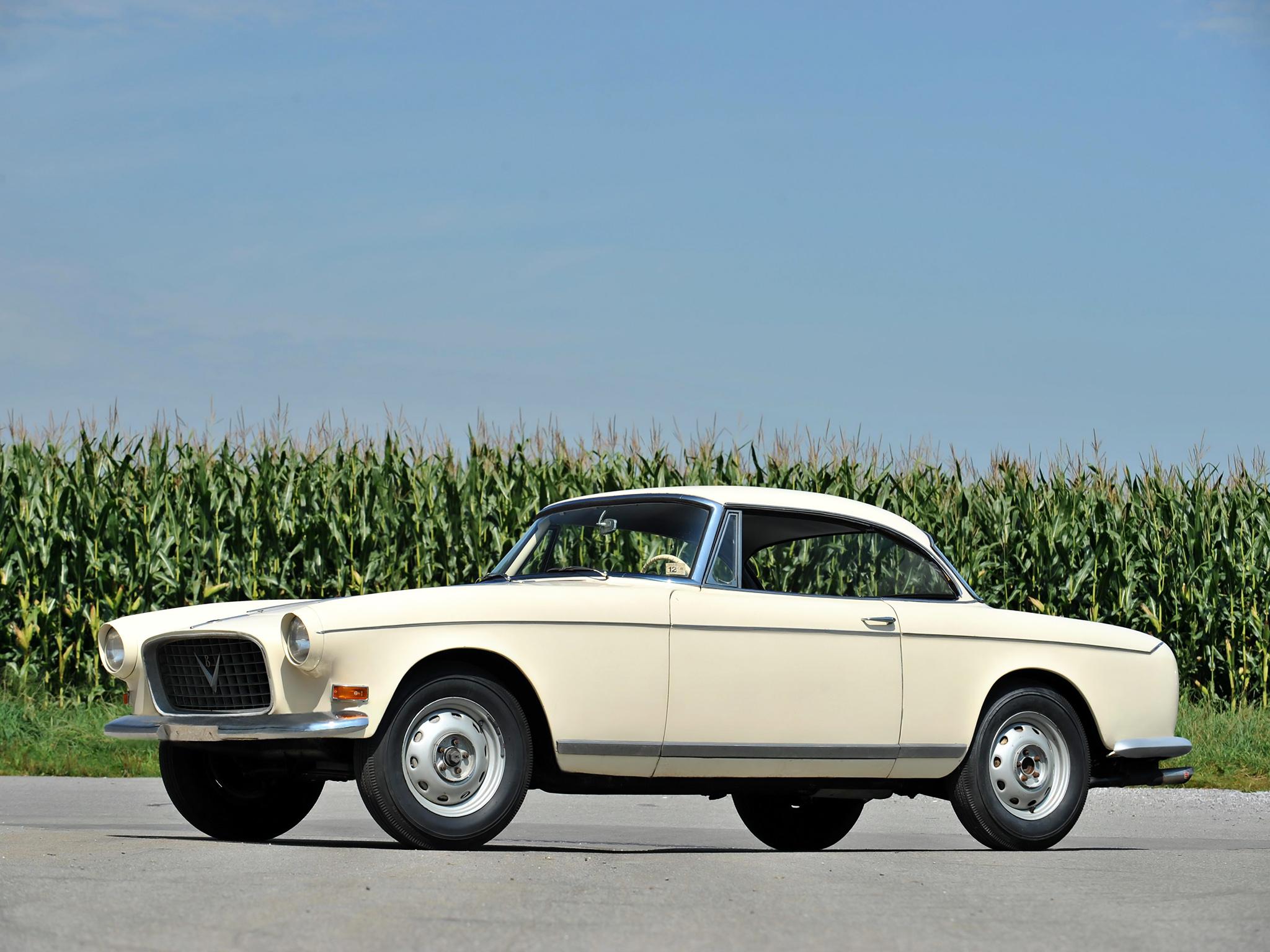 Image BMW 503 Coupe by Ghia-Aigle 1956 auto 2048x1536