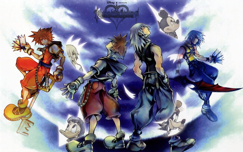 fondos de pantalla kingdom hearts juegos descargar imagenes