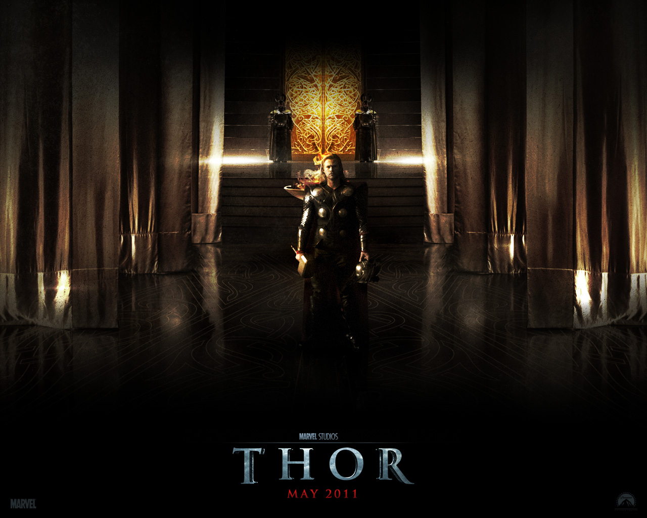 Tapety na pulpit Thor (film) Filmy film